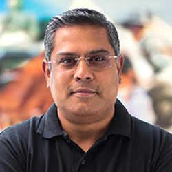 Ravi Kyran Ramasamy