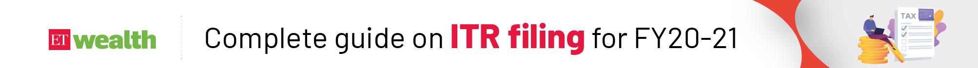 ITR filing guide