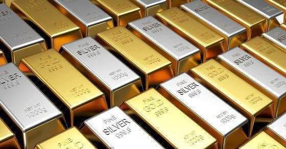 Gold price falls by Rs 1,130; silver declines to Rs 60,183
