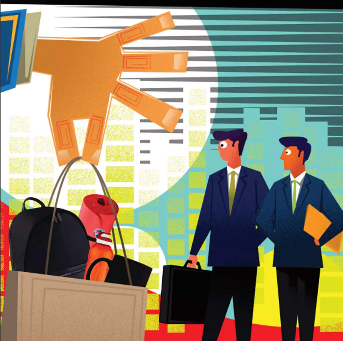 Home is where HR is: How companies are coming up with new onboarding processes in Covid times