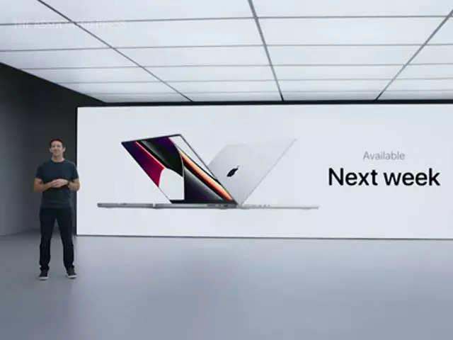 Watch: Apple unveils new MacBook Pro laptops