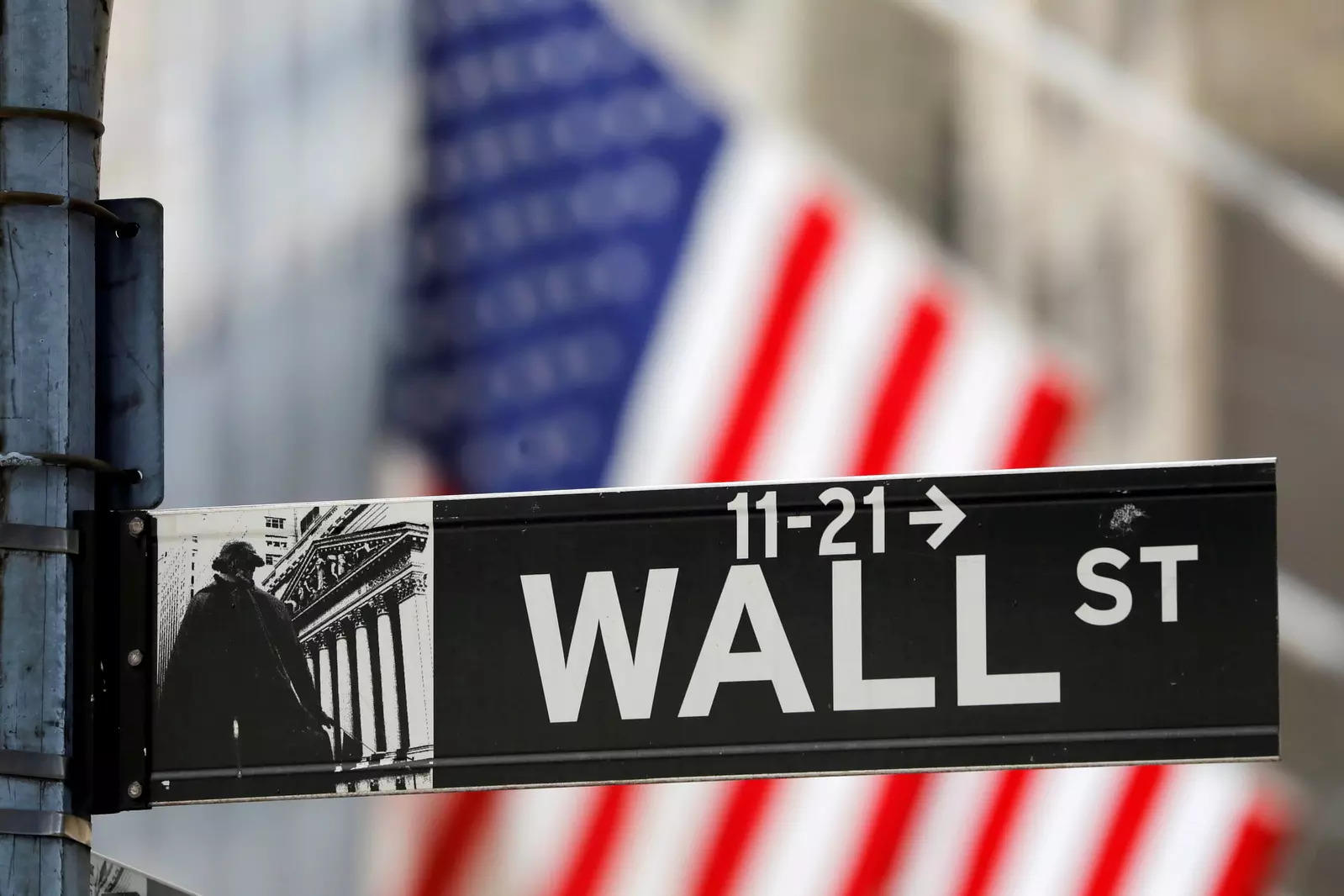 Wall Street opens lower after Tesla, IBM quarterly results