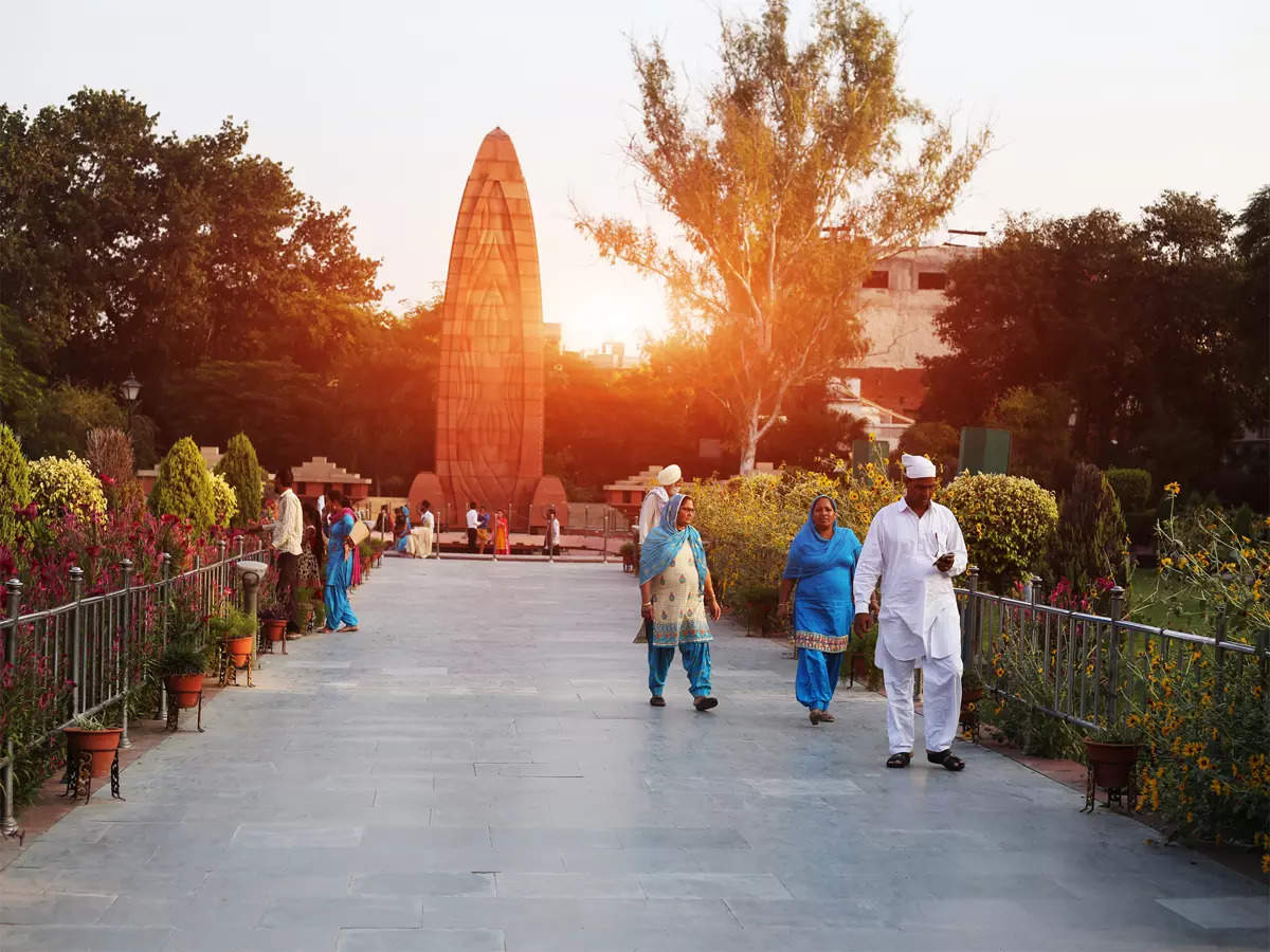 View: The 'just leave it alone' lesson from the dolled up Jallianwala Bagh
