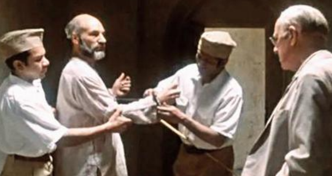 How plausible is a Delhi jail scene from a John Le Carré novel? Quite, actually