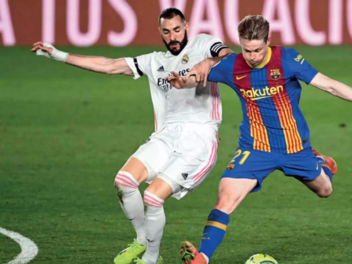 Clasico of fallen giants: Navigating the present, nurturing the future