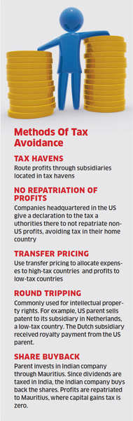 Foreign IT firms use transfer-pricing provisions, double taxation treaties to minimise taxes in India