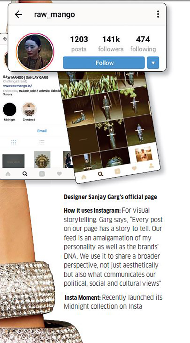 Instagram How Instagram Is Driving Fashion Business The Economic Times