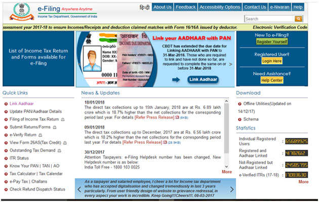 Verification Of Itr Forgot To Verify Your Income Tax Return Here S Help The Economic Times Assessment year means the period of 12 months commencing on the 1 st. to verify your income tax return