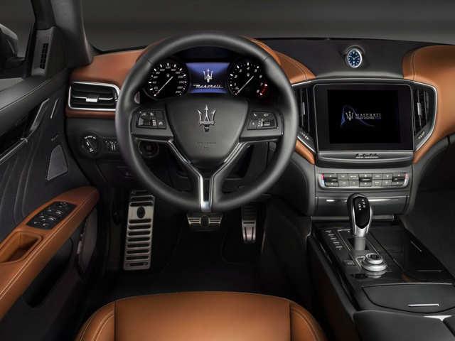 Maserati launches 2018 Ghibli sedan at Rs 1.33 crore