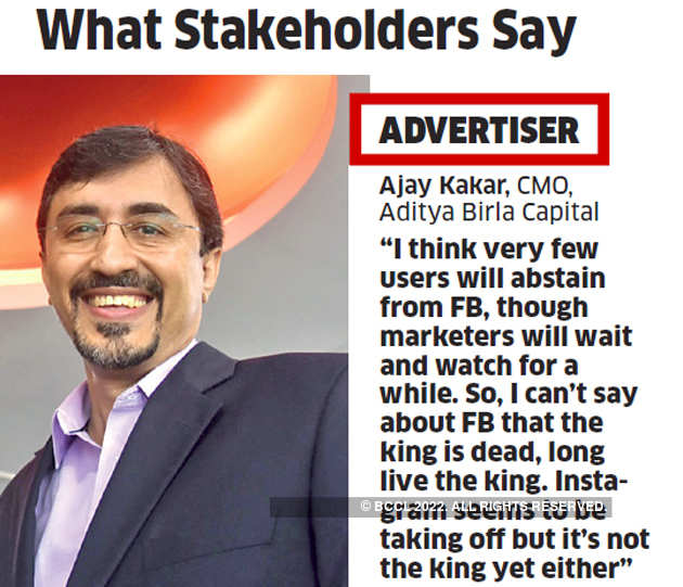 What Stakeholders Say