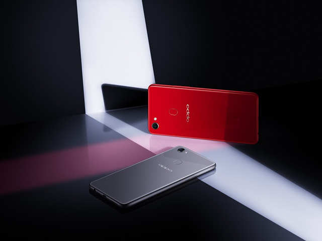 Oppo F7 with notch style display launched for Rs 21,990