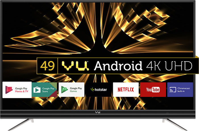 Vu 49 Inch Android Uhd Tv Review, Does Vu Tv Have Screen Mirroring