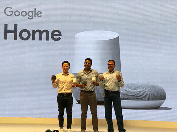 Google Home & Home Mini smart speakers launched in India