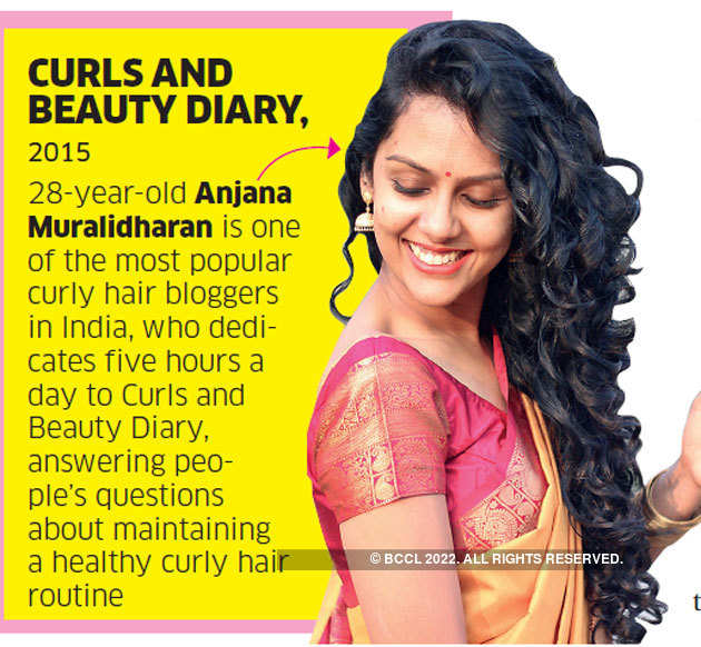 Curly Hair India S Latest Acceptance Of Curls Lead To The