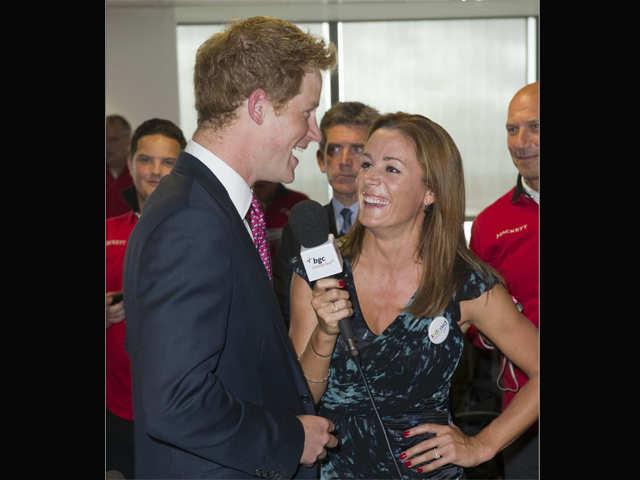 Meghan Markle: Prince Harry wasn't always smitten by Meghan
