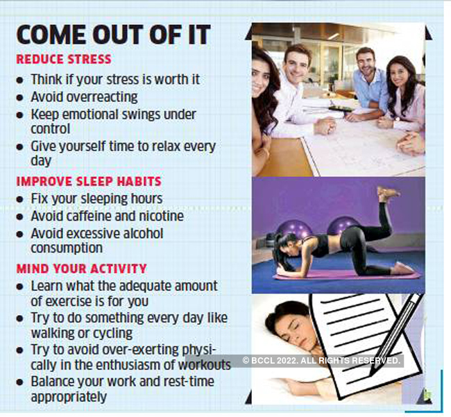 Tired All The Time It Could Be Because Of Infections And Inflammatory Diseases The Economic Times