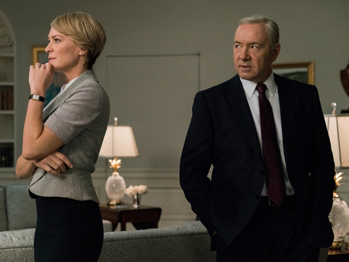 Robin Wright Believe It Or Not Robin Wright Initially Refused House Of Cards The Economic Times