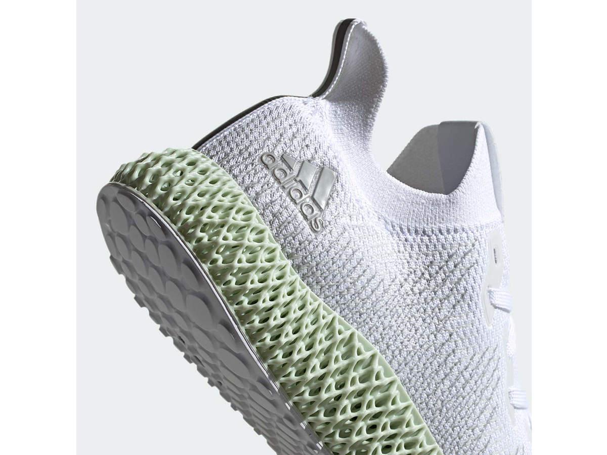 alphaedge 4d: Adidas unveils ALPHAEDGE