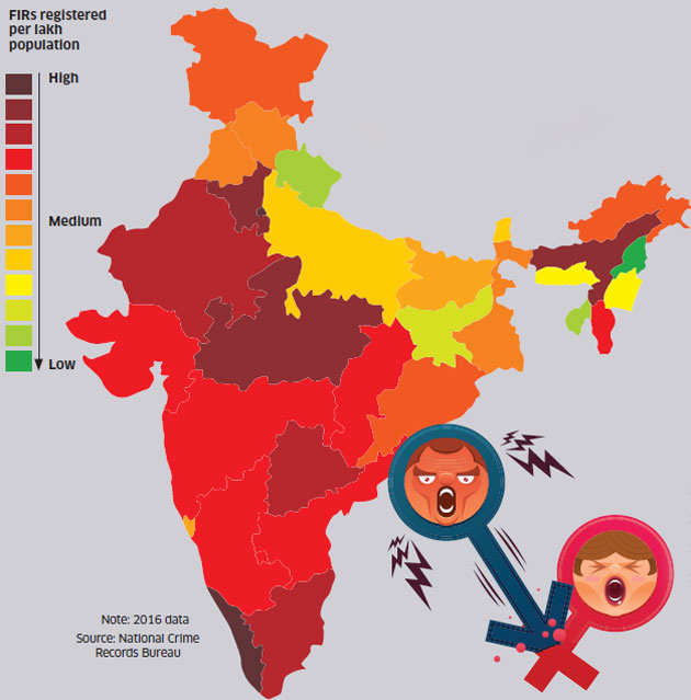 What crime stats don\'t say - The Economic Times