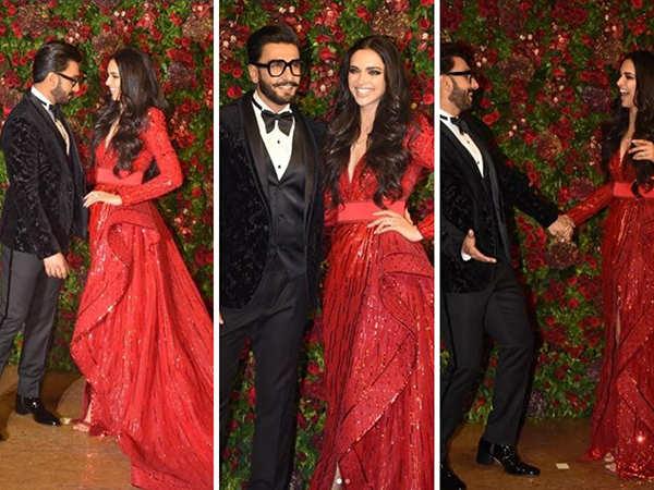 Ranveer Singh Deepika Ranveer Set Fashion Goals Tendulkar