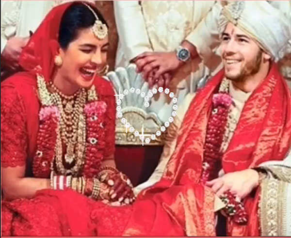 Wedding pictures of Priyanka Chopra & Nick Jonas are out - and they will make you swoon