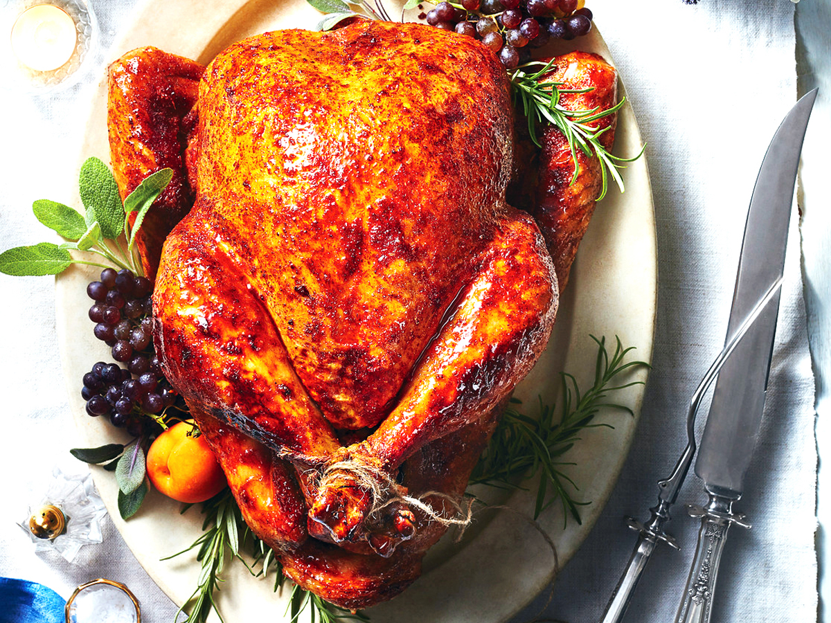 Christmas The Perfect Roast Turkey And Cranberry Sauce Recipe For A Lavish Christmas Feast The Economic Times
