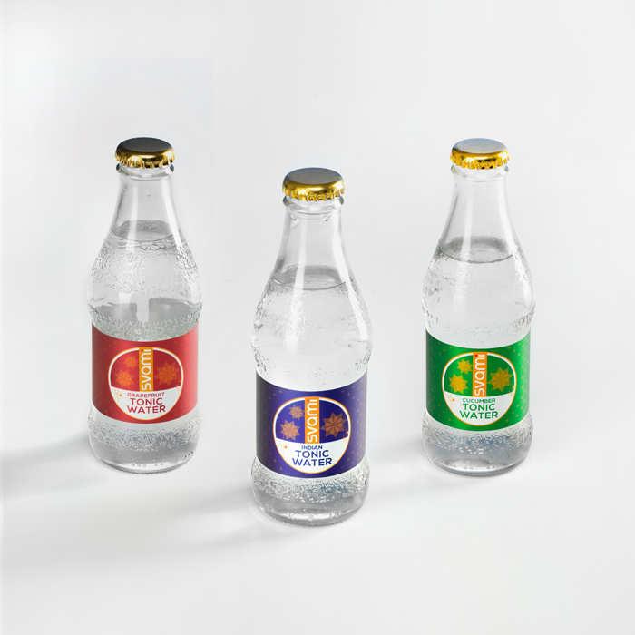 Svami AllTonic Waters Product shot