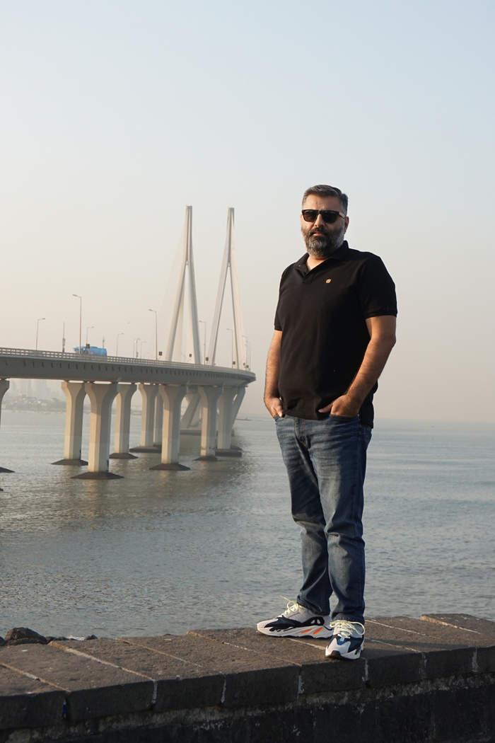 Sahil Jatana, CEO & Co founder, Svami