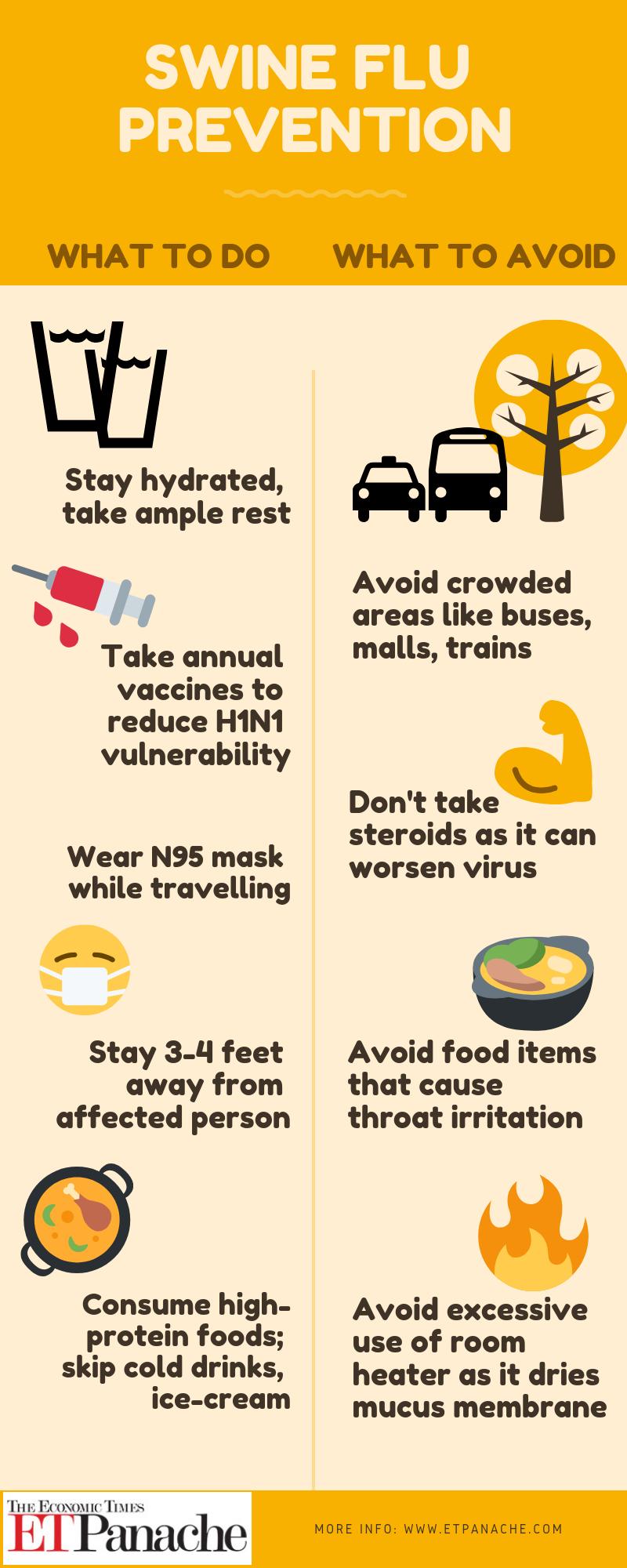 Swine Flu Precautions