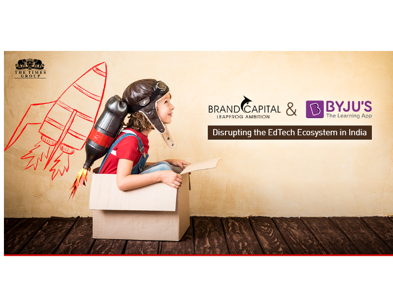 BYJU'S - Redefining the way school children learn - The Economic Times