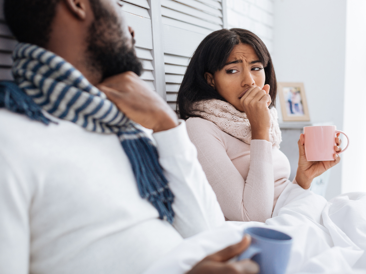 cough: Do you have a stubborn cough that isn't going? It may be 'seasonal'  bronchitis - The Economic Times