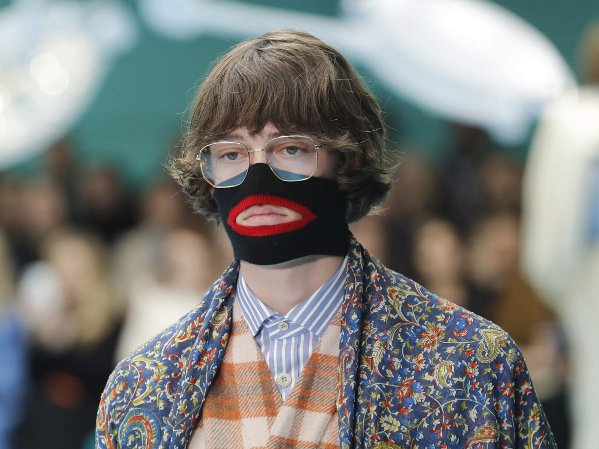 958b09d1d166e Gucci pulls polo neck sweater after  blackface  claims, apologises