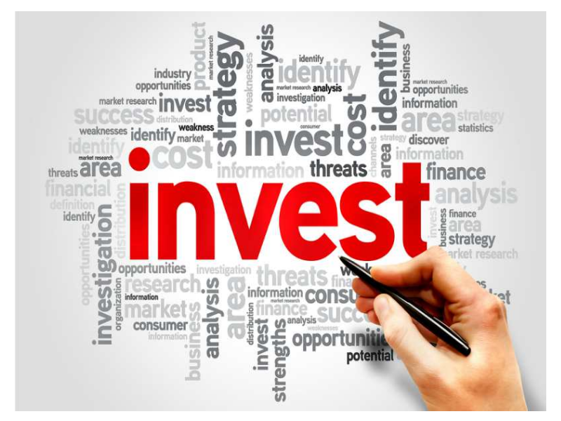 TYPES OF INVESTMENT :  TWO MAIN TYPES OF INVESTMENT .