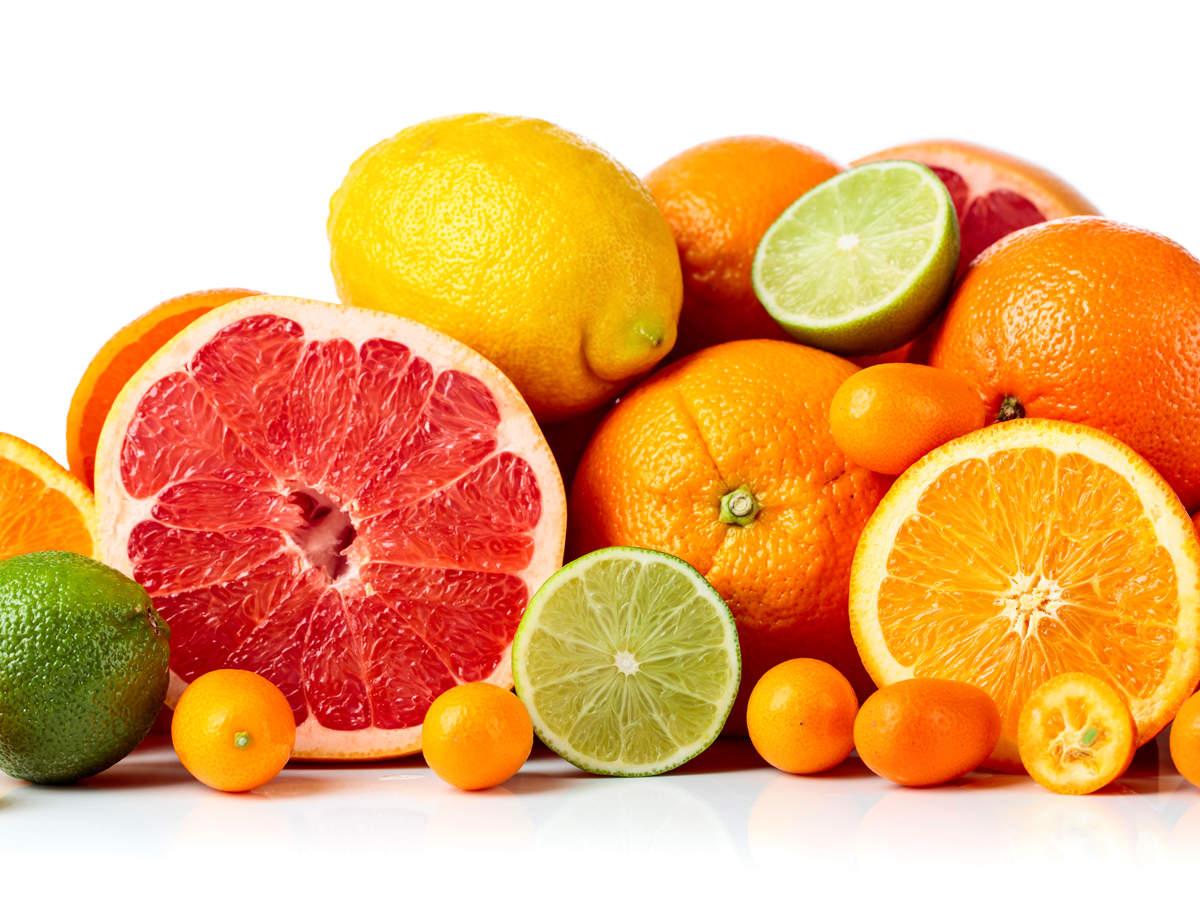 Acidic & Citrus Foods bad for teeth