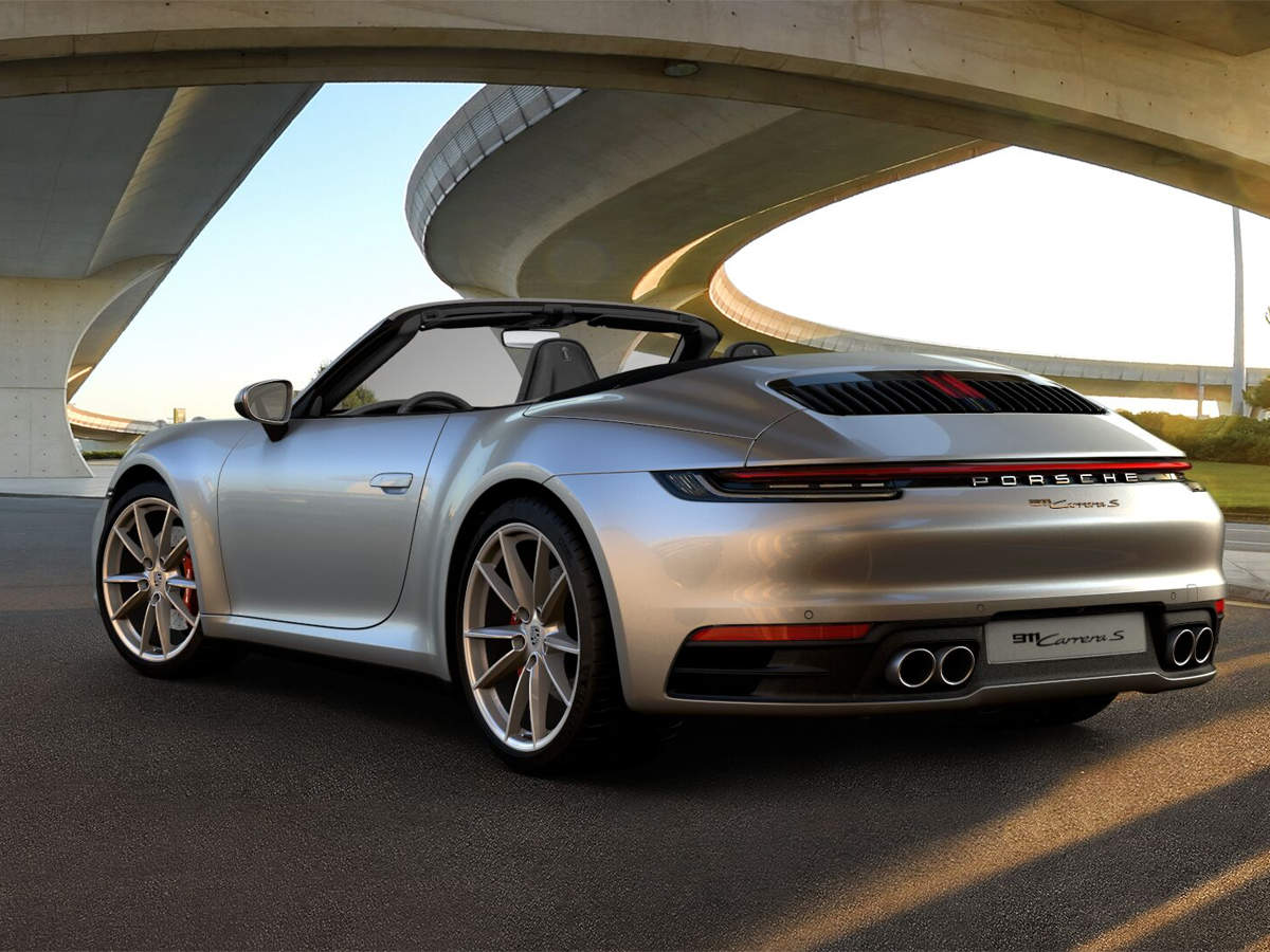 Porsche A Sports Drive For The New Era Porsche Unveils 911 Carrera S In India Priced At Rs 1 82 Cr Onwards The Economic Times