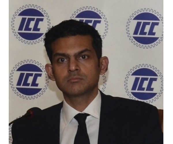 Rudra Chatterjee, President, Indian Chamber of Commerce (ICC)