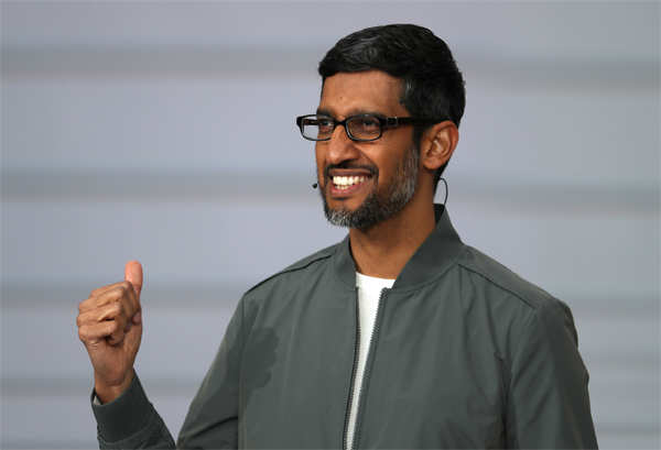 Sundar Pichai Once Among World S Highest Paid Execs Hasn T