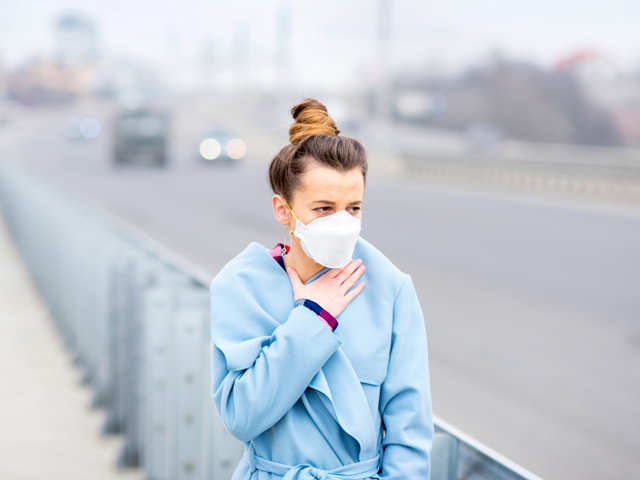 The potential effects of air pollution on people's health are real.
