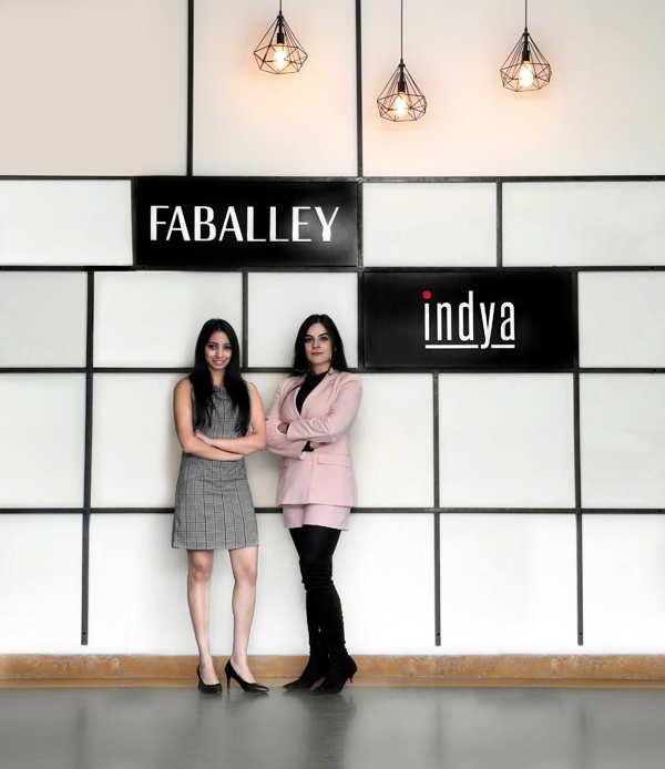 Tanvi Malik & Shivani Poddar, Co-founders, FabAlley & Indya