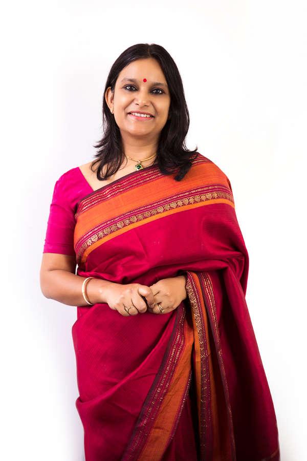 Abanti Sankaranarayanan, Chief Strategy & Corporate Affairs Officer, Diageo India