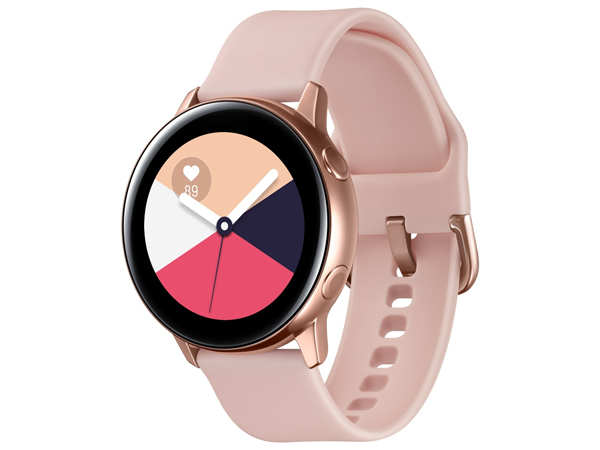 It uses Samsung's Tizen interface instead of Google's Wear OS.