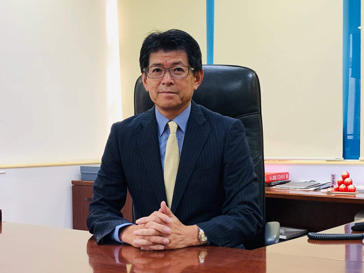 ​Keishi Iwamoto, country head of India SMBC, said Garg's appointment is an outstanding addition to the team​.