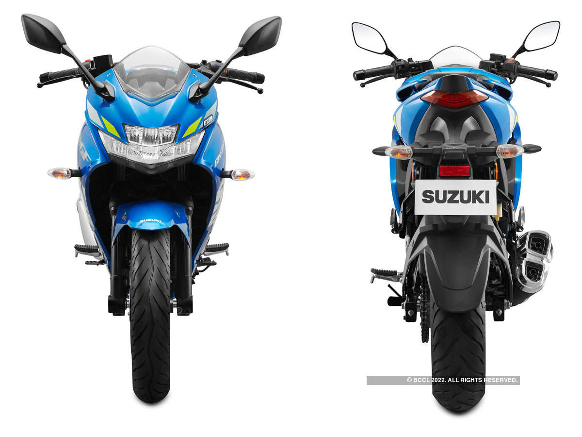  Suzuki Oil Cooling System will help performance and fuel efficiency of GIXXER SF 250 MotoGP editon on the road.