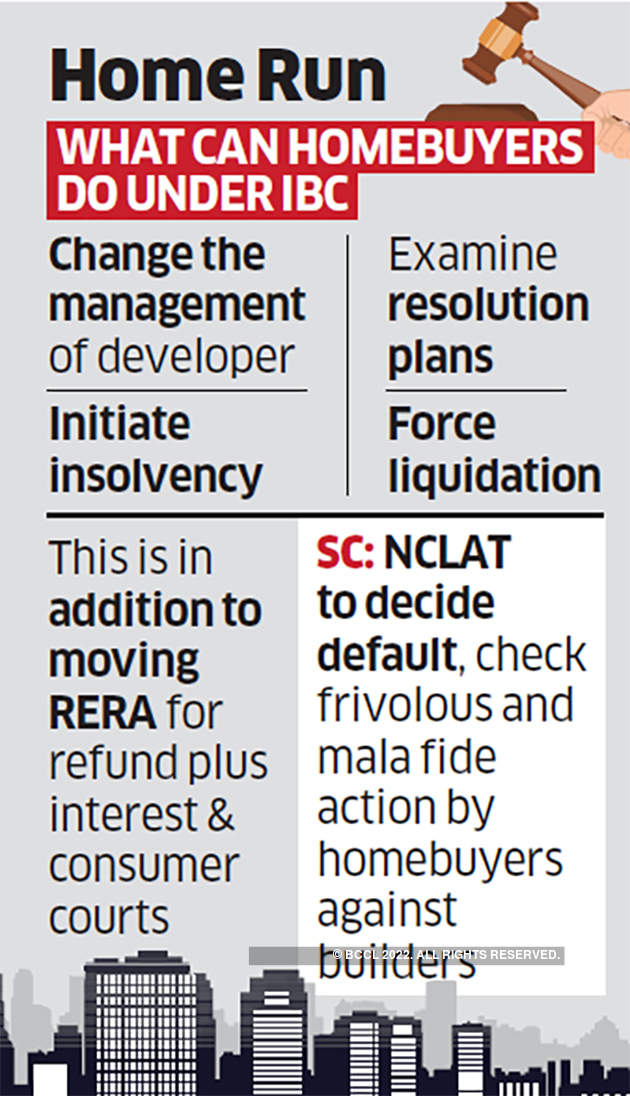 home buyers nclt ibc ordinance