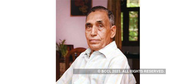 Bhuwanchandra Joshi