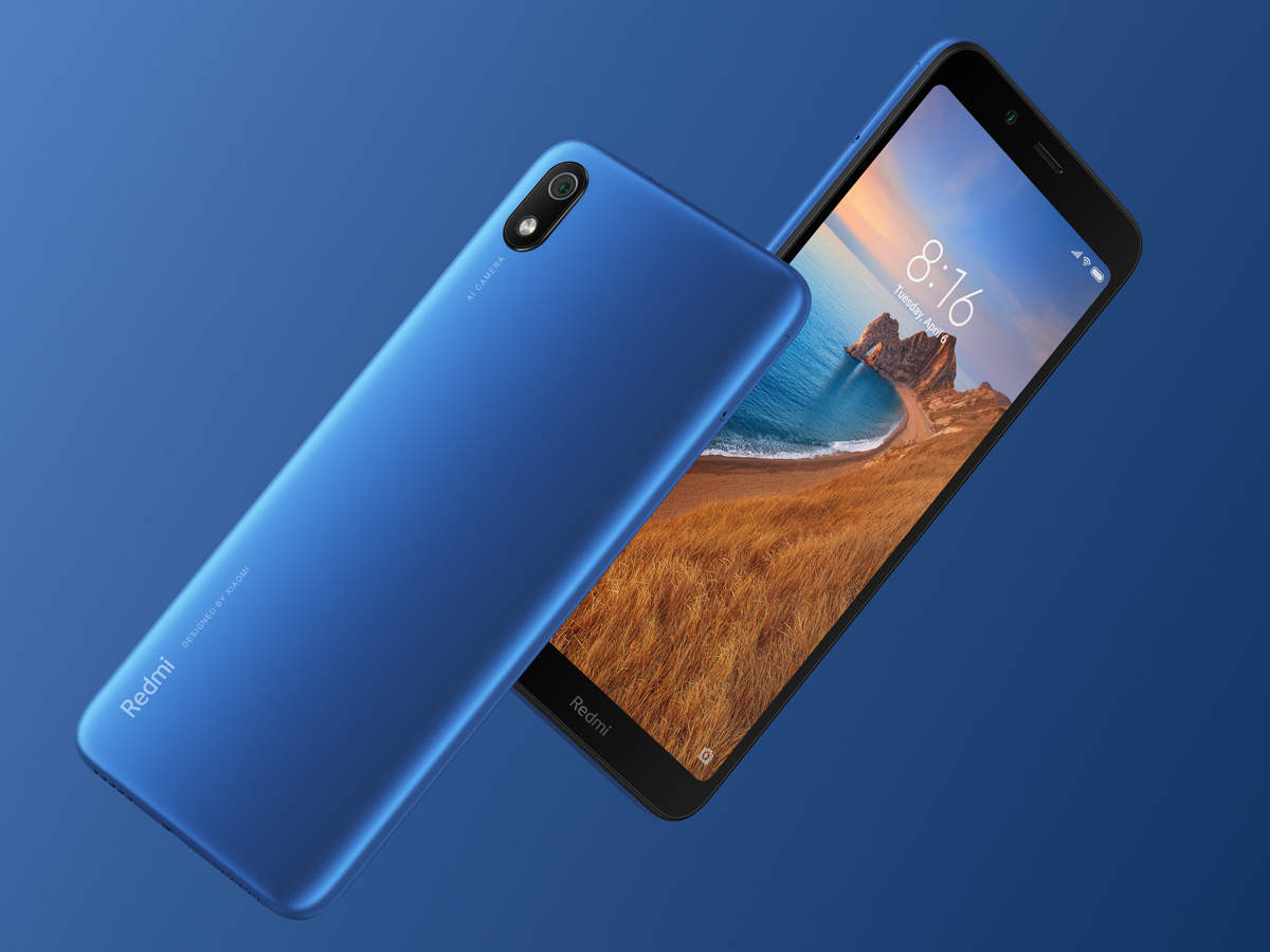 Redmi 7A is a 2-day battery life phone.