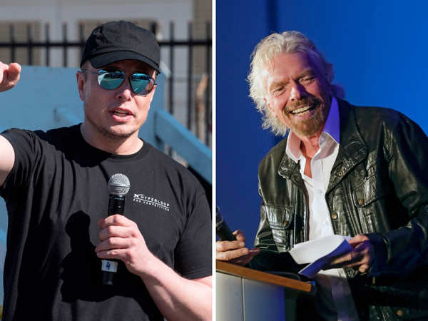 What's common between Elon Musk and Richard Branson? Apart from their success, it's their personal brand that stands out. 