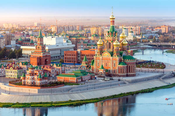 Sochi, Moscow and St. Petersburg​ are great places to visit in Russia.