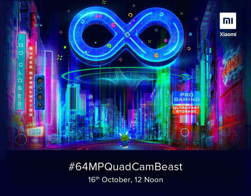 Supposedly Xiaomi's Redmi Note 8 Pro will launch on Wednesday.
