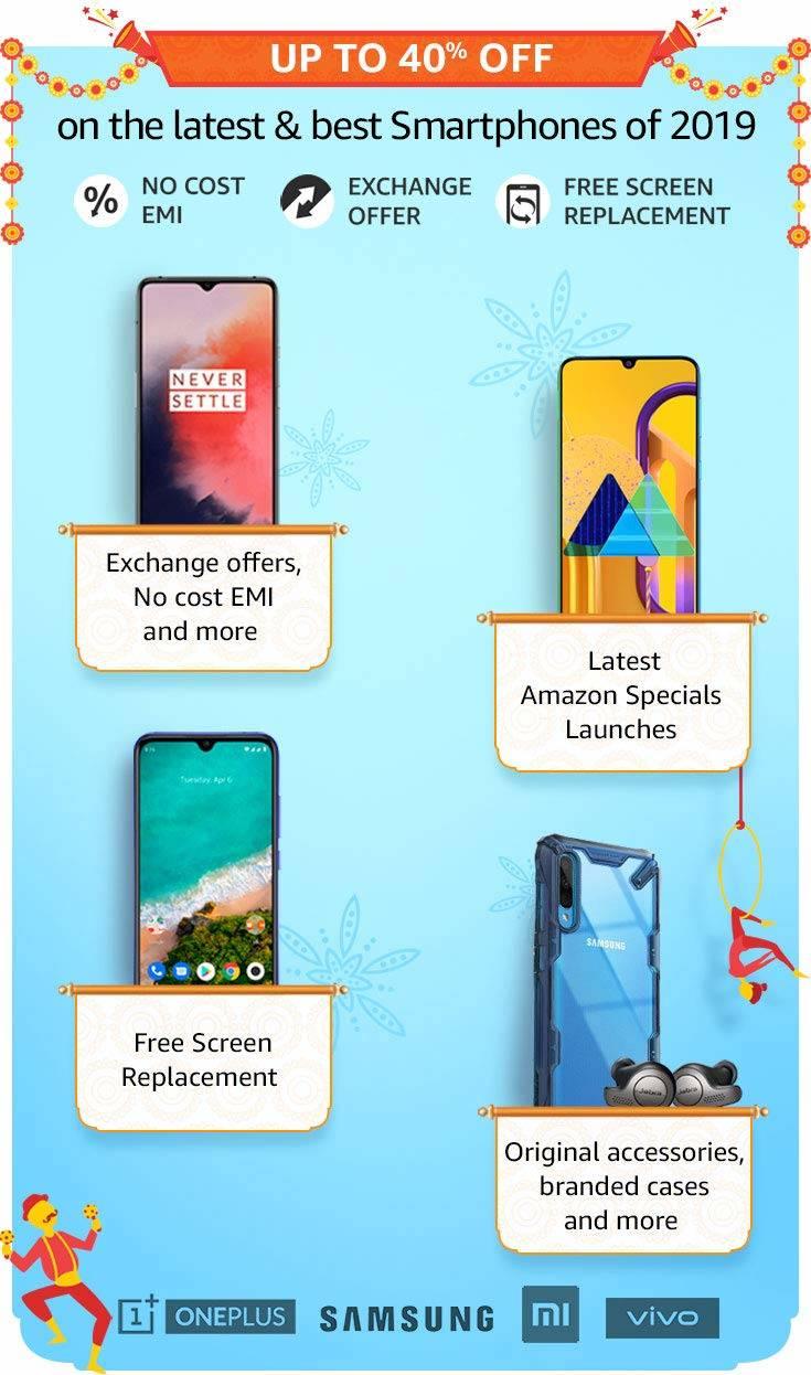 Latest & Best Smartphones of 2019